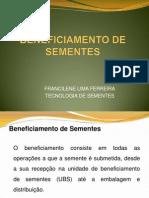 BENEFICIAMENTO DE SEMENTES