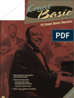 Jazz Play Along Vol. 17 - Count Basie