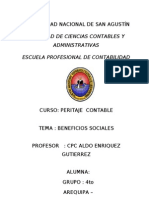 informe pericial laboral