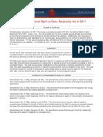Legislative Digest - H.R. 822