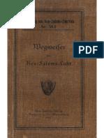 JESUS idurch j.lorber - No.58 1 Wegweiser ins Neu Salems Licht