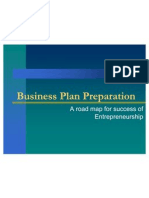 Business Plan Roadmap
