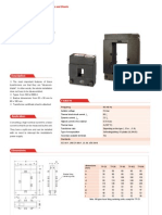 2.Donas de Corriente Tp-816 2000 _5a;Current Transformer