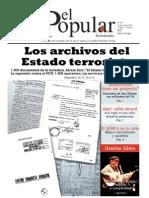 El Popular N° 165 - 18/11/2011