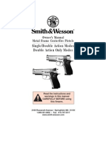 S&W Metal Frame Pistols