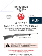 Ruger 10-22 Manual