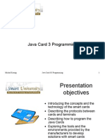 Java Card 3