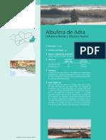 Caracterización ambiental de las Albuferas de Adra