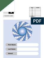 KS2 - 2001 - Mathematics - Test C