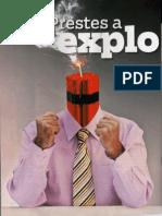 Prestes a Explodir - Reportagem Istoé