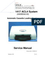 ACL4 Service Manual