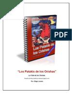 eBook Los Patakis de Los Orishas