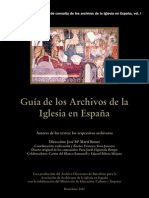 Archivos Iglesia