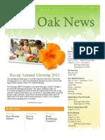 2011 May Post Oak News