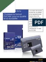 Guide Dvcam Fr