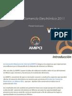 Comecio Electrónico 2011, Estudio AMIPCI