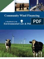 Community Wind Financing, 2004