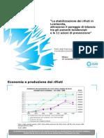 PARR2011 - La stabilizzazione dei rifiuti inLombardia,attraverso il pareggio di bilanciotra gli aumenti tendenzialie le 11 azioni di prevenzione - Degli_Espinosa
