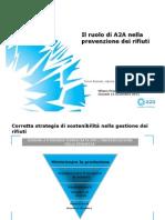 PARR2011 - Il ruolo di A2A nellaprevenzione dei rifiuti - Roncari