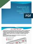 Progamación PLC FESTO