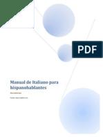 Manual Italiano