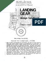 Landing Gear Design