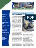 FWC 411 Newsletter - October 2011