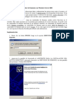 Servidor de Dominios Con Windows Server 2003