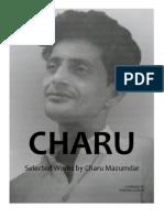 Selected Works by Charu Mazumdar