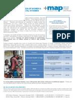 MAP Prenatal Vitamin Report - October 2011