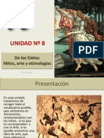 Mitos, arte y etimologías