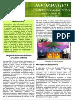 Informativo IF-SC Fpolis Novembro 2011