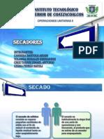 Secadores Expo Itesco
