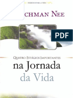 Watchman Nee - Quatro Estágios Import Antes Na Jornada Da Vida