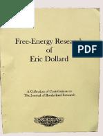 Eric Dollard Notes (1986--1991)