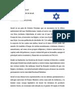 Balanza Comercial de Israel