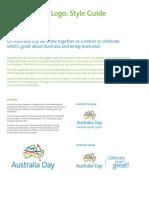 Australia Day Logo Guidelines