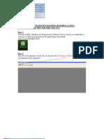 Programacion Motorola Linea PRO