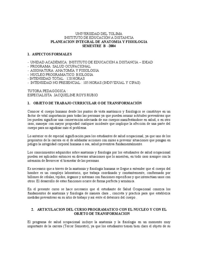 Dorable Cómo Se Relacionan La Anatomía Y Fisiología Patrón ...