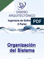 DISEÑO ARQUITECTÓNICO_IS II_GRUPO A