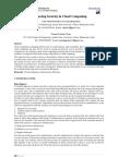 5.[40-44]Enhancing Security in Cloud Computing