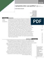 mucoproteína x glicoproteina ácida