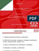 Diapositivas Sobre Empaques y Embalajes