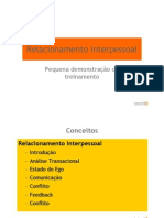 Microsoft Power Point - AP R Interessoal Red