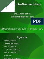 Charla SFD 2010 - Control de tráfico con linux
