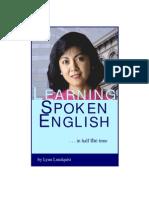 Learning Spoken Enligh -In a Half Time