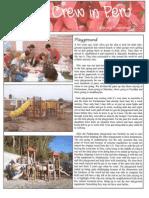 Foss Newsletter Summer 2011