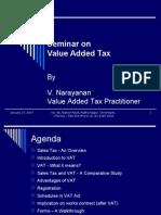 Introduction of VAT in Tamil Nadu