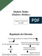 Diabetes e COlesterol