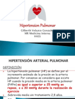 Hipertension Pulmonar gilberth